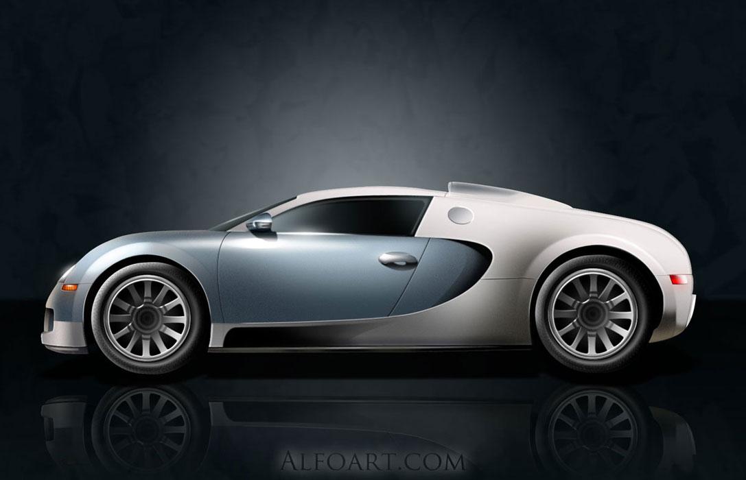 Photoshop Tutorial Design A 3d Smart Car Using Photoshop