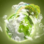 Earth Day. Green Planet