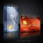 Beautiful Credit Card Design