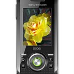 Sony Ericsson S500 Cell phone interface. Photoshop Tutorial