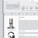 Design for gadgets reviews website