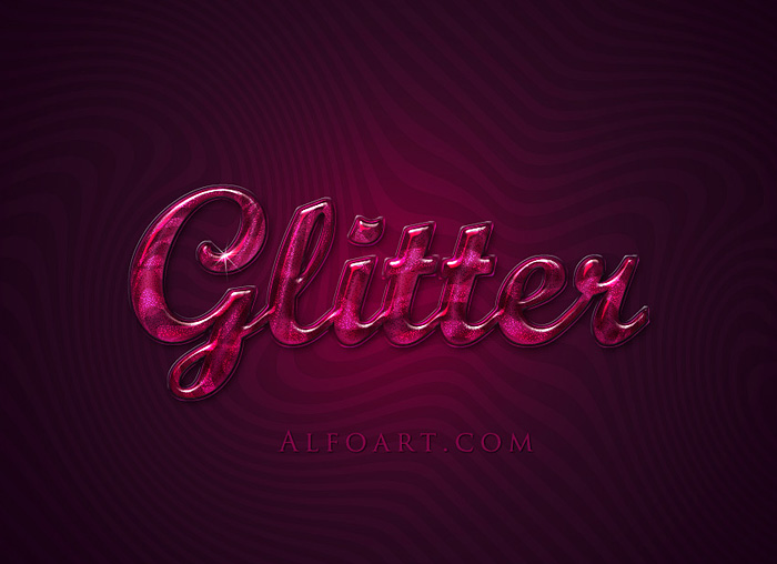 Awesome and Extremely glossy and shiny text effect. PSD file is available to download,glitter texture,free psd text effect file, glossy drops,glitter glass effect,free psd text effect file, Freshness, Yellow, orange bubbles in Photoshop