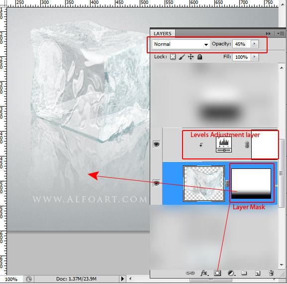 Học 1%20%2863%29 Làm Quả Anh Đào Bọc Đá Thật Thú Vị trong Photoshop