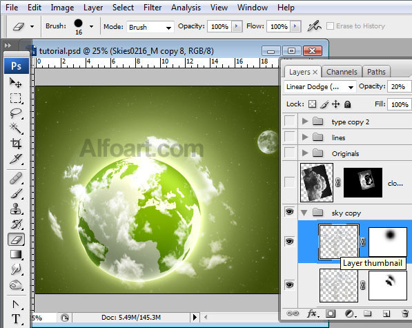 Earth Day. Green Planet. free wallpaper, Earth Day, Green Planet, Moon, photoshop, white clouds, fantasy. psd file, cosmos, cosmo, stars, milky way