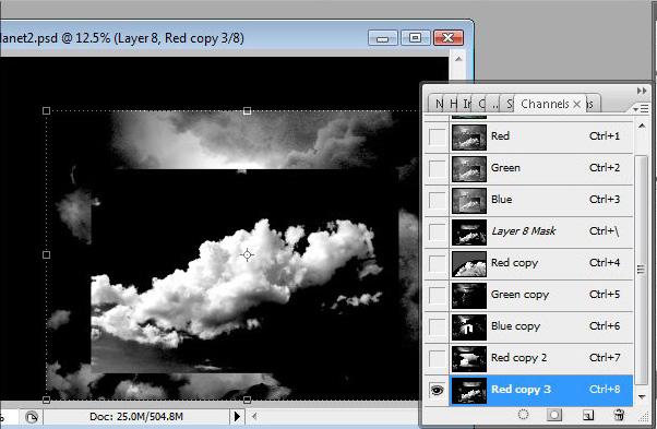 Học 1%20%2836%29 Xây Dựng Tòa Lâu Đài trên Mây trong Photoshop
